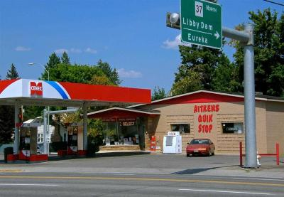 Photo of NHN Aitkens Quik Stops, Libby, MT 59923
