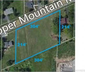 5318 Upper Mountain Rd, Lockport Town, NY 14094