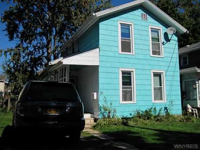 71 Lewis St, Lockport City, NY 14094