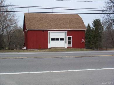 RED BARN Ridge Rd, Hartland, NY 14105