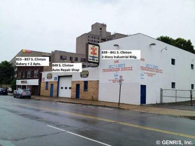 Photo of 839-853 South Clinton Ave, Rochester, NY 14620