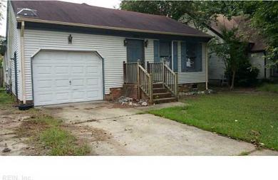 1128 Hazel Avenue, Chesapeake, VA 23325